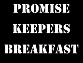 Promise Keepers Breakfast