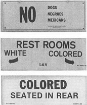 Causes Of Segregation