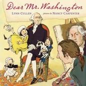 Dear Mr. Washington by Lynn Cullen