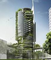 Urban Vertical farms