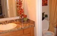 Spacious Bathroom!