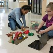 7th Grade Science - Earthquake Simulations