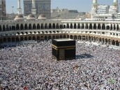 The Holy City of Mecca