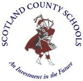 2016-17 Scotland County Schools Organizational Chart