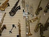 Amazing Wind Instruments