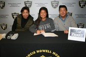 College Signing - Providence