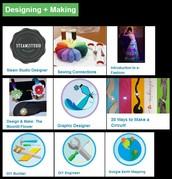 Designing + Making