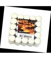 Waxinelichten voor de sfeervolle avonden. nu voor €0,79