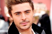 Zac Efron is Claudio