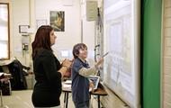 Una maestra