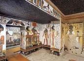 Nefertari's tomb.