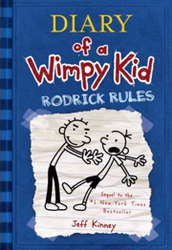 Diary of the wimpy kid Rodrick Rules