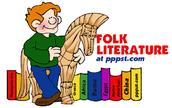 Types of Folk Literature