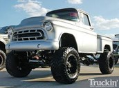 Want: Lifted Truck