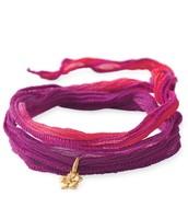 Silk Base - Red/Purple