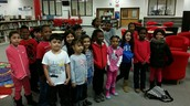 K - 2 Grade Titans of the Week, January 15th