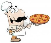 Who doesn't like pizza?