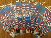 38. Read Across America Bookmarks
