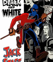 Jack Staff Vol. 1: Everything Used to be Black and White