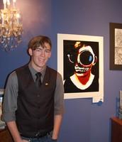 Blake Sitzes, Manipulation, Painting, American Vision Gold Key Award
