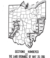 The Division of the Ohio Territory