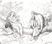 Freyja and Od