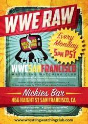 RAW IS WAR Every Monday with the WWC