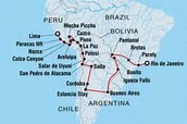 Heres a map showing what Pizarro traveled