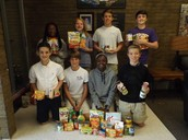 DMS Gives Back: Prodisee Pantry