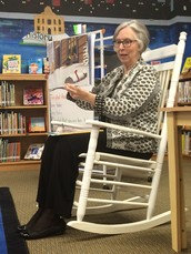 Mrs. Kay Franklin Reads to Our Class!