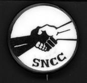 1960 SNCC (Student No-Volent Coordinating Committee)
