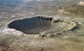 The Barringer Crater