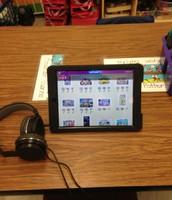 Raz-Kids iPads