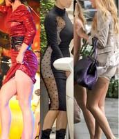 Beyoncé, Katy Perry y Kim Kardashian al descubierto