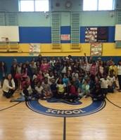 Girls Leadership Club Celebration - Northern Parkway School
