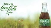Vanaf nu gaat Coca-Cola 80% van de marketingactiviteiten richten op Coca-Cola Life!