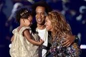 Beyonce's family...
