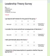 Guiding Framework of the Study