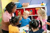 Second Choice: Preschool Teacher