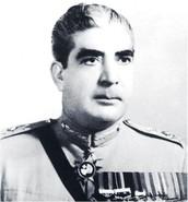 Milatary dictator Yahya Khan