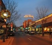 Downtown Flagstaff