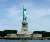 Gustave Eiffel help build the Statue of Liberty