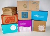 Boxes of Fun!