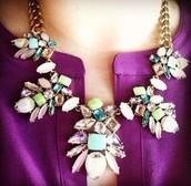 Trellis Necklace