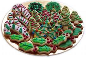 Gingerbread House Making & Cookie Exchange
