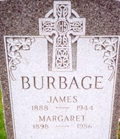 The Grave of James Burbage