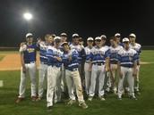 Baseball Team Headed to Playoffs!