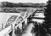 A bridge built by the PWA