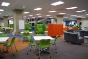 The Library as a Digital Learning Hub and Makerspace Open Space