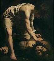 תמונה של דוד וגוליית (אומנות)